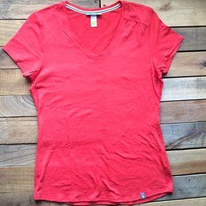 Smartwool V Neck Short Sleeve Shirt